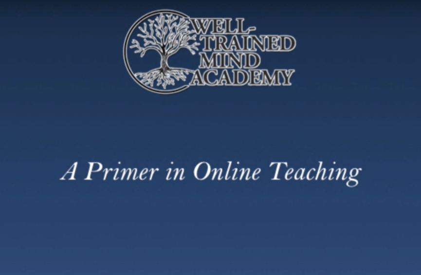 online teaching primer